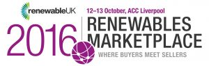 Renewables UK Market Place