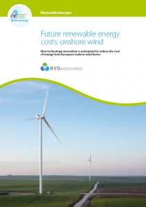 Future renewable energy costs: onshore wind BVGA Published Reports