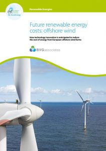 Future renewable energy costs: offshore wind BVGA Published Reports
