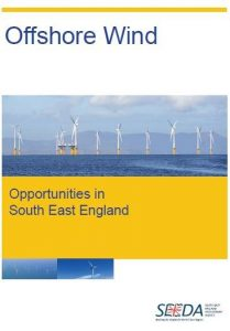 Offshore Wind Opportunities in South East England July 2010