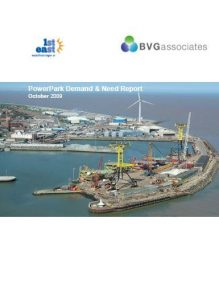 PowerPark Demand & Need Report October 2009 BVGA published report