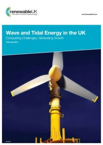 Wave and Tidal Energy in the UK BVGA Published Report