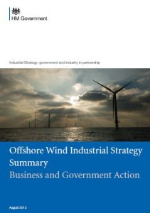 Offshore Wind Industrial Strategy Summary
