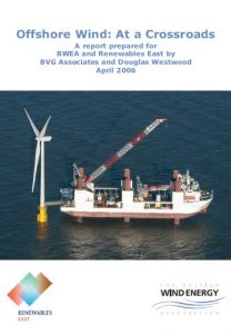 Offshore Wind: At a Crossroads April 2006 BVGA offshore wind consultants report