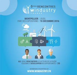 Rencontres Windustry France 2016