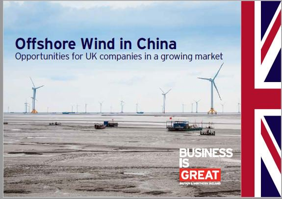 Growing trade with China in offshore wind