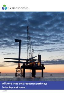 Offshore wind cost reduction pathways study