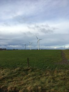 Due diligence for Wheatrig Wind Farm
