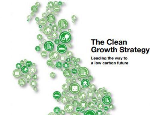 A whistle stop tour of the UK Clean Growth Strategy by Mike Blanch