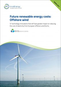 Updated future costs of energy for offshore wind