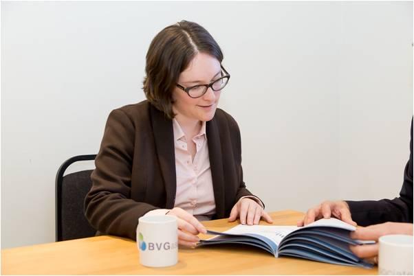 Kate Freeman BVGA Associate