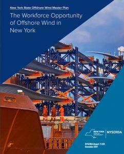 New York offshore wind master plan