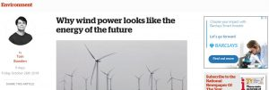 Why wind power looks like the energy of the future