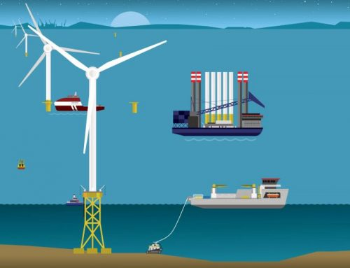 Guide to an Offshore Wind Farm updated to help businesses access UK offshore wind market