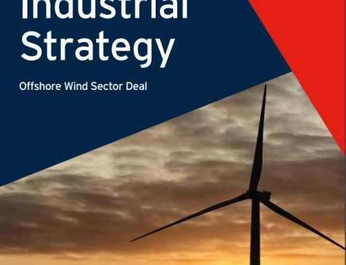 UK Offshore wind Sector Deal by Alun Roberts
