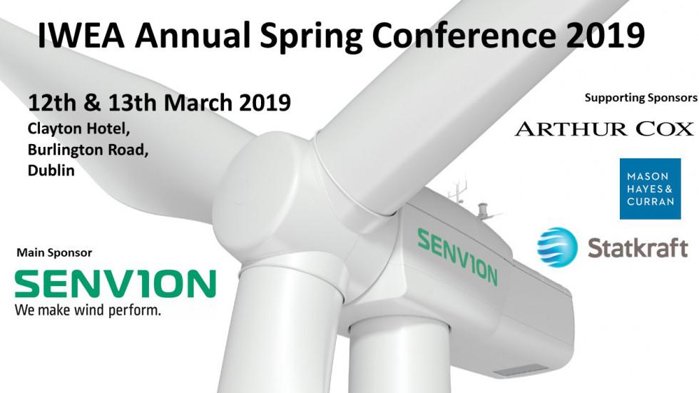 IWEA Annual Spring Conference 2019