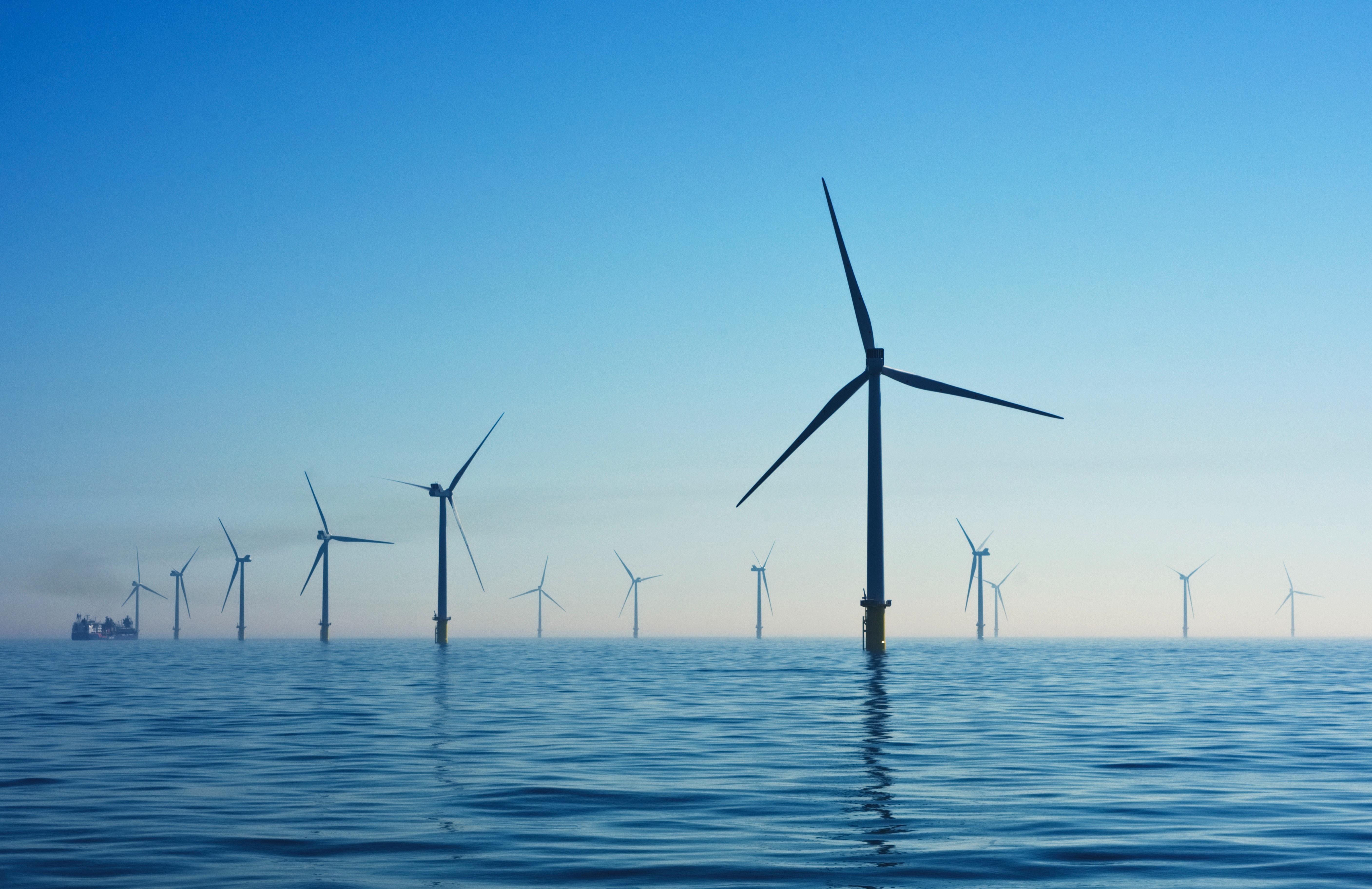 Offshore wind deployment