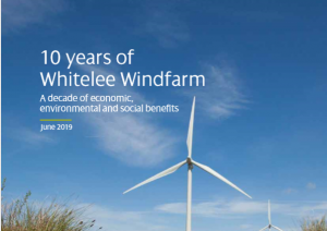 10 years of Whitelee