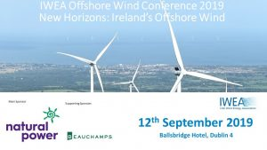 IWEA Offshore Wind Conference