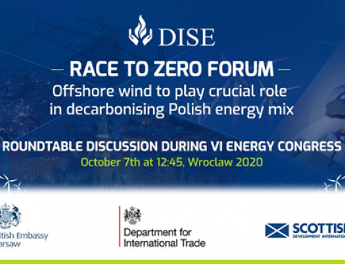 Establishing an offshore wind industry – lessons from the UK by Bruce Valpy